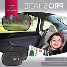 Baby Car Sunshade  Static Cling Sun Shade