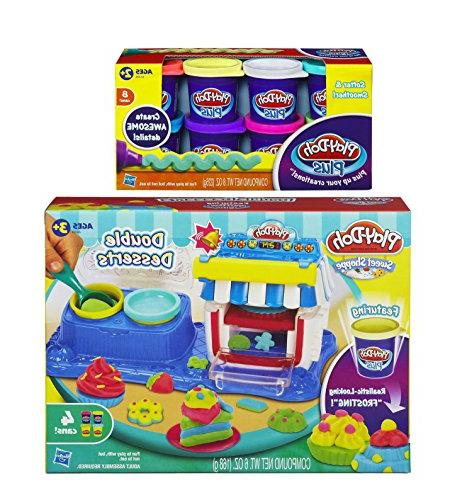 sweet shoppe double desserts playset