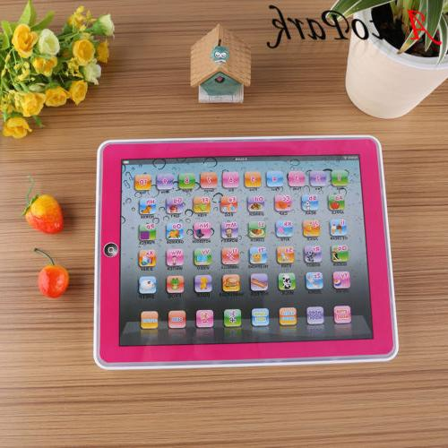 Baby Tablet Educational Girls Year English