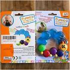 Baby Teether Activity Sensory Rattle Infant Toy Caterpillar