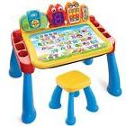 Toddler Activity Table Baby Kids Interactive Vtech Learning