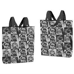 Tote Bag - Doctor Who - Monochrome Comic-Strip New Gifts Toy
