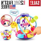 Baby Toys 6-12 Months Baby Lil Critters Developmental Toy Fo