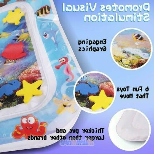 Tummy Mat Slapped Inflatable Play 3-9 Months