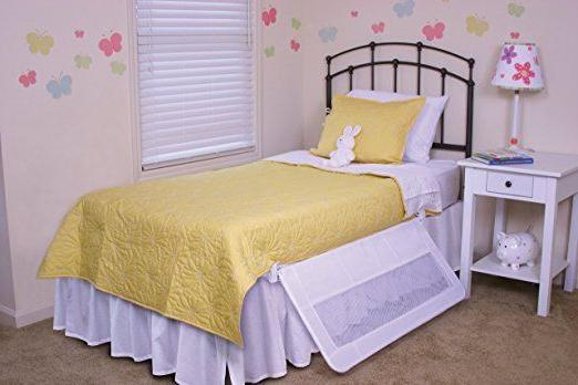 Twin Bed For Kids Safety Guard Full Size