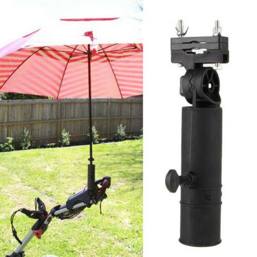 US Durable Golf Club Umbrella Holder Buggy Cart Baby Bike