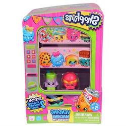 Vending Machine Shopkins Storage Tin