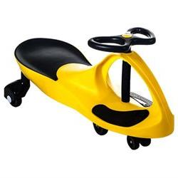Lil Rider Wiggle Roller Coaster Car Yellow