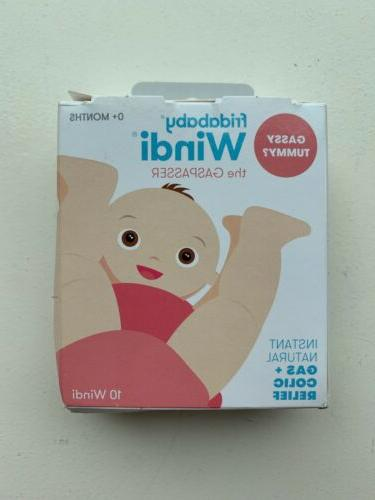 Windi and Reliever for Frida Baby