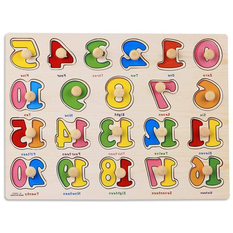 Puzzle Educational Toys for Baby Kids