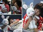 You're Beautiful Pig Rabbit plush doll toy greatly /21.6in K