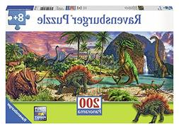 Ravensburger In the Land of the Dinosaurs Panorama Puzzle
