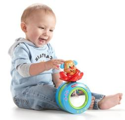 Fisher-Price Laugh & Learn Puppy's Crawl-Along Ball