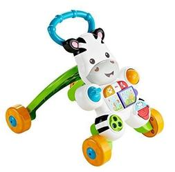 Learn with Me Zebra Walker Baby Toy by Eaglelnw