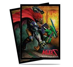 Ultra Pro The Legend of Zelda Link & Gannon Deck Protectors