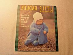 Little Badger Knitwear Knitted Projects for Babies & Toddler