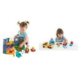 Fisher-Price Little People Going Camping and Songs & Sounds