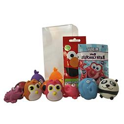 My Little Sweet Pea Deluxe Bathtub Squirter Assortment with