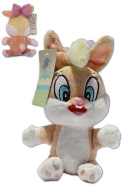 Lola Baby Bunny 9'' Plush Doll Soft Toy Girl Rabbit Bugs Loo