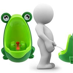 Lovely Frog Children Kids Potty Removable Toilet Training Ki