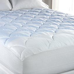 Luxury Sealy Posturepedic Outlast Cool Touch Mattress Pad -