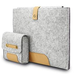 Macbook Air/Pro 13 inch Case, Makion Felt Sleeve Cover Carry