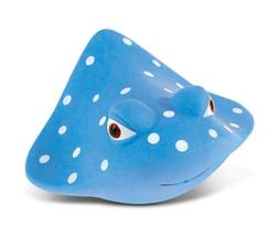 Puzzled Manta Ray Rubber Squirter Bath Buddy Bath Toy - Ocea