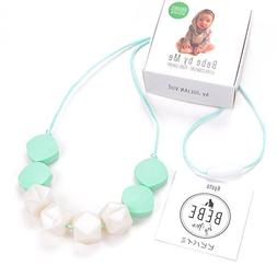 BEBE by Me 'Kyoto' Designer Teething Necklace & Gift Box
