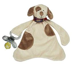Maison Chic Max the Puppy Paci-Blankie