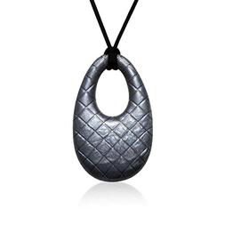 Siliconies Metallic Egg Pendant  - Discounted due to uneven