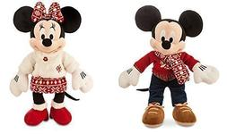 Disney Mickey & Minnie Mouse 2015 Limited Edition Holiday Ch