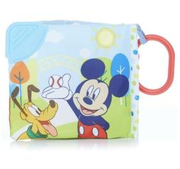 KIDS PREFERRED Mickey Mouse at The Park Soft Book for Babies
