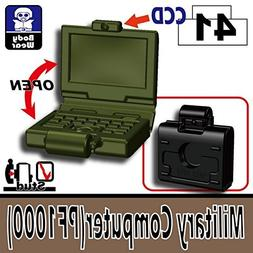 AFM Military computer PF1000 tank Green