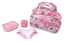 Melissa & Doug Mine to Love Doll Diaper Changing Set With Ba