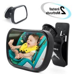 Baby Infant Mirror Car Seat Rear Ward Safety View for Infant