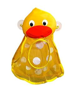 The Momma Duck Bath Toy Organizer Bag for Baby Toys & Toy St