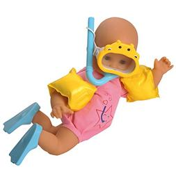 Corolle Mon Premier Bebe Bath Toy and Accessories