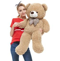 MorisMos Giant Big Teddy Bear Stuffed Animals Plush Toy for