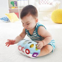 5'' Educational Baby Toy For 6 Months+ Wiggle And Crawl BALL