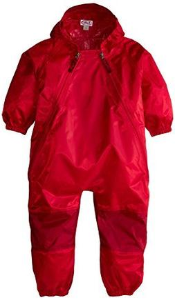 Tuffo Muddy Buddy Coveralls, Red, 60 Months by Tuffo
