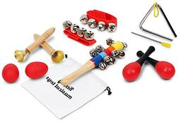 Kenley Musical Instruments for Kids - Percussion & Rhythm Ma