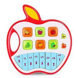 NextX Baby Musical Toy Keyboard Piano Electronic Learning Cr