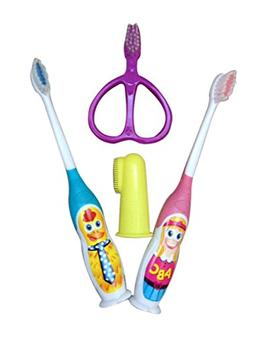 Musical Toothbrush with Old MacDonald and ABC Songs for Todd