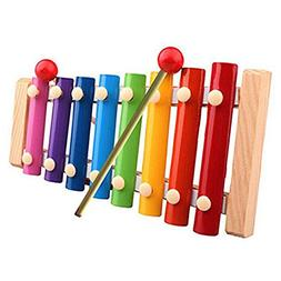 TowallmarkBaby Kid Musical Toys Xylophone Wisdom Development