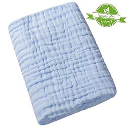 CXMYKE Muslin Baby Towels - Super Water Absorbent for Baby B