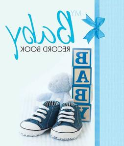 My Baby Boy Record Book Journal Diary From Birth To Seven Ye