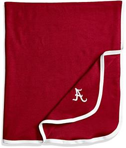 NCAA Alabama Crimson Tide Infant Blanket, One Size, Crimson/