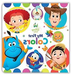 NEW Disney Baby : My First Colors