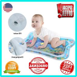 NEW Hot Inflatable Baby Water Mat Fun Activity Play Center f