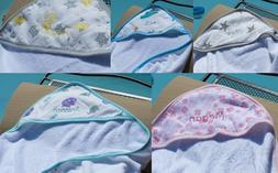 NEW! SOFT WHISPER™ Bamboo Baby Hooded Towel ~ PERSONALIZED